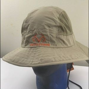 Realtree Sun Hat. One Size Fits Most. UPF 50+